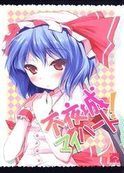 Touhou - Fuyajou My Heart! (doujinshi)