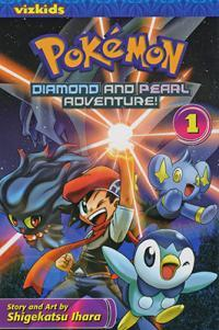 Pokemon Diamond & Pearl Adventure!