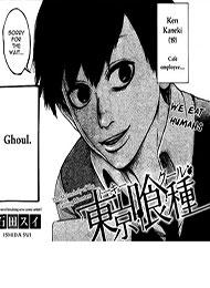 Tokyo Ghoul (oneshot)