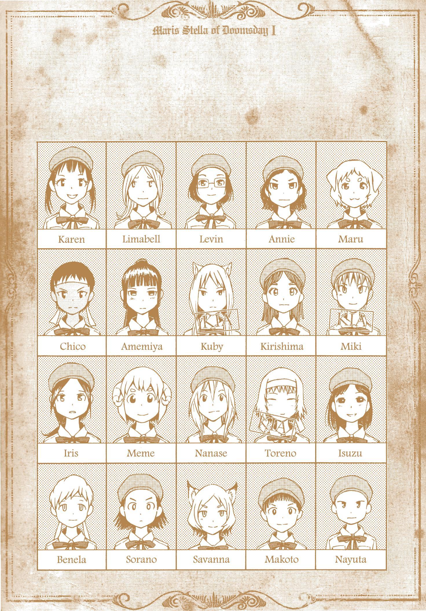Shuumatsu No Maristella 10